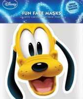 Pluto dieren masker