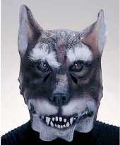 Wolven dieren masker